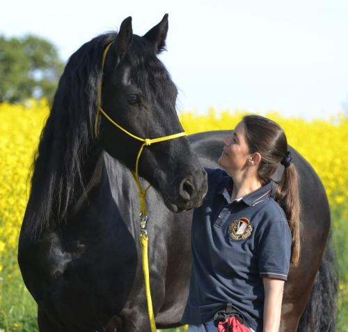 Mückenfrei dank Schwarzkümmelpellets mit Zeolith für Pferde