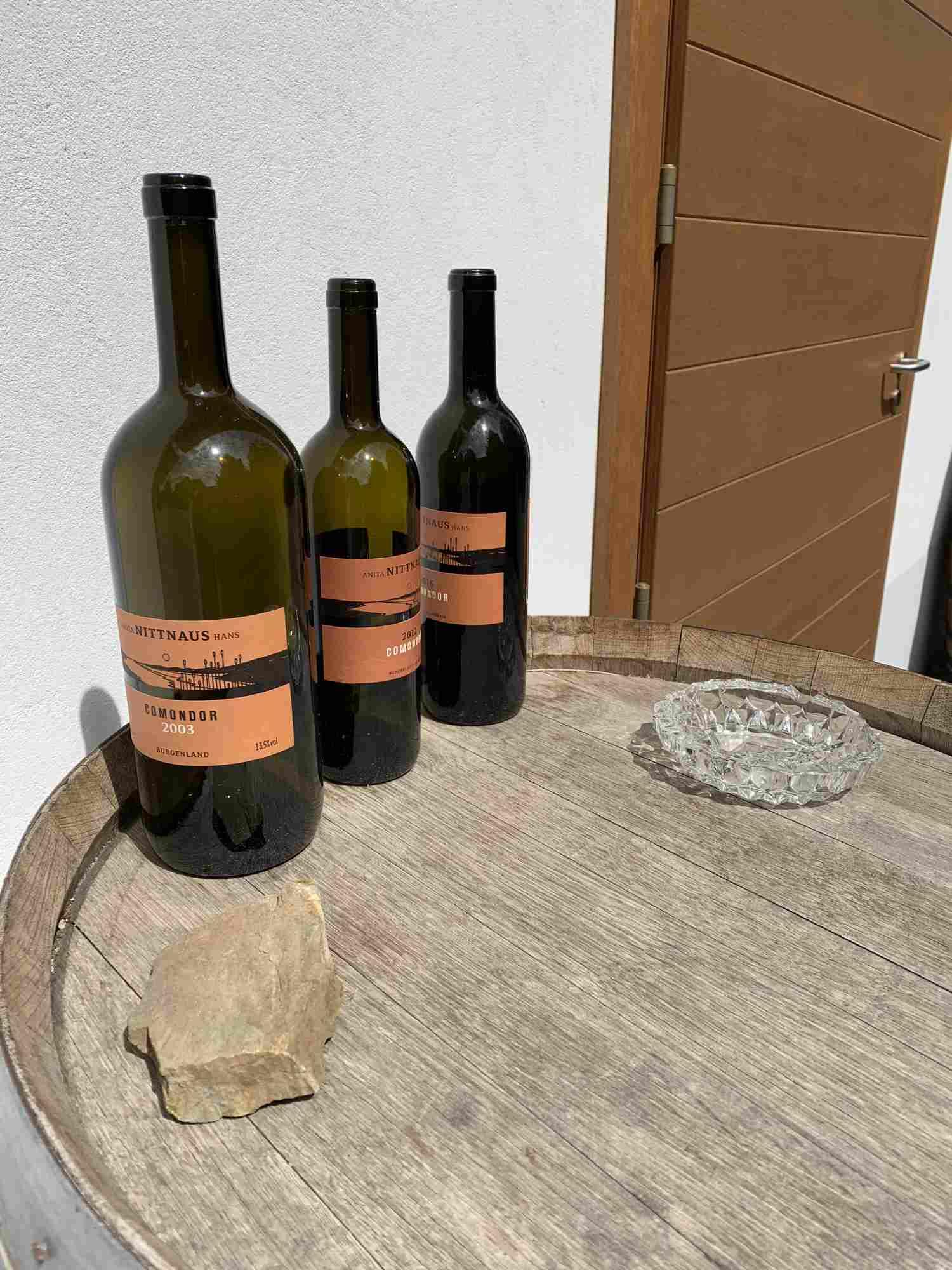 Weingut Nittnaus interessiert an STEINKRAFT
